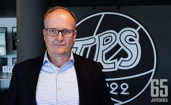 Kai Koskinen lähtee ensimmäisen kerran mukaan Liiga-seuran toimintaan.
