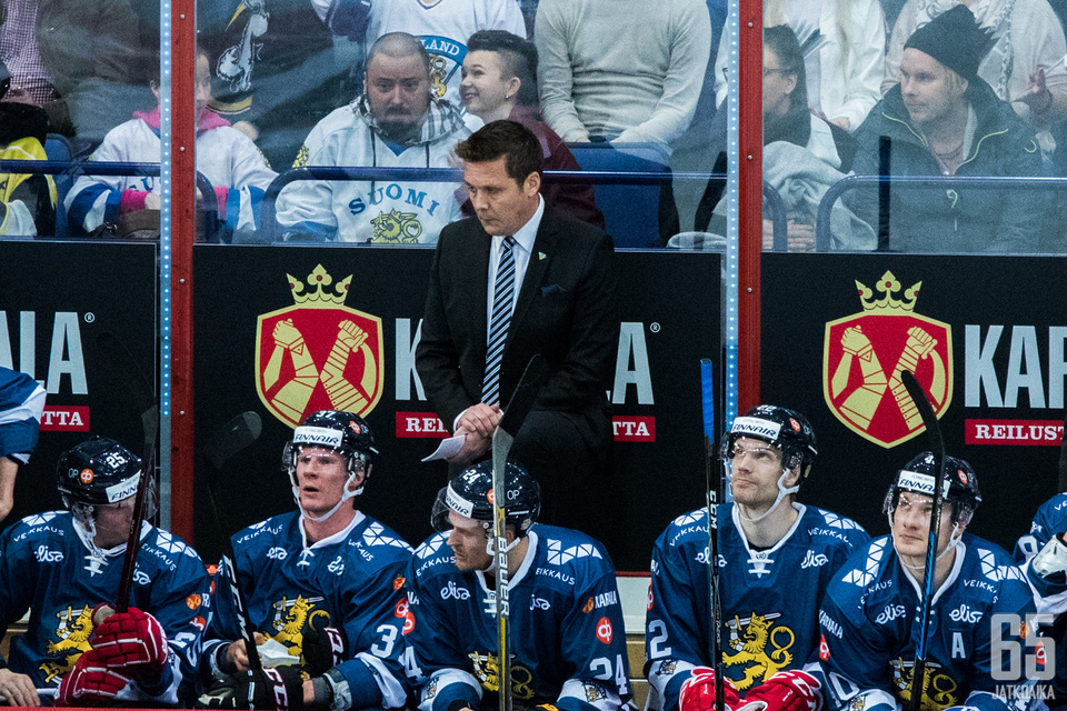 Leijonien joukkueenjohto julkaisi maanantaina Suomen joukkueen olympialaisiin.