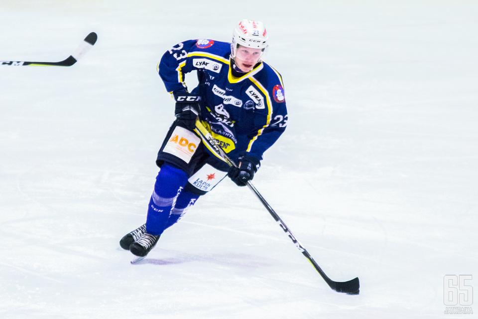 Rovaniemeläiset aloittivat viiden ottelun kotipeliputken voitolla, kun Tino Metsävainion ketju loisti kentällä.