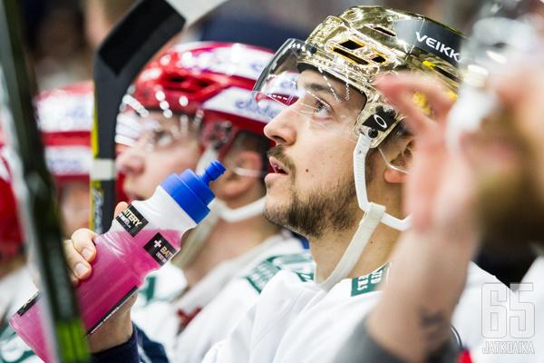 HIFK:n jättävä Aaltonen suunta SHL:ään.