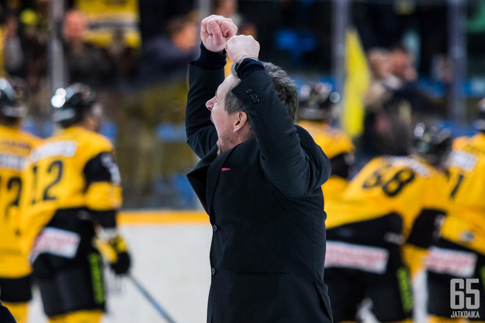 Tero Lehterä nousi räjähdysmäisesti kohti valmentajien eliittiä.