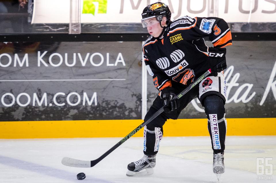 Pelli luutii Savonlinnassa kauden loppuun asti.