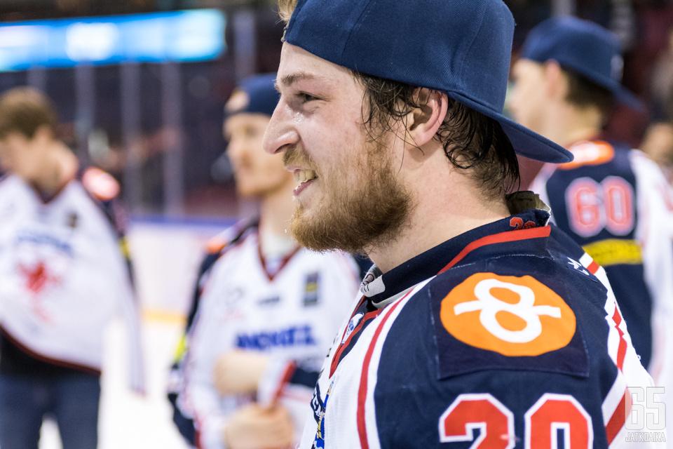 Tanus ratkaisi Mestiksen mestaruuden maanantaina.