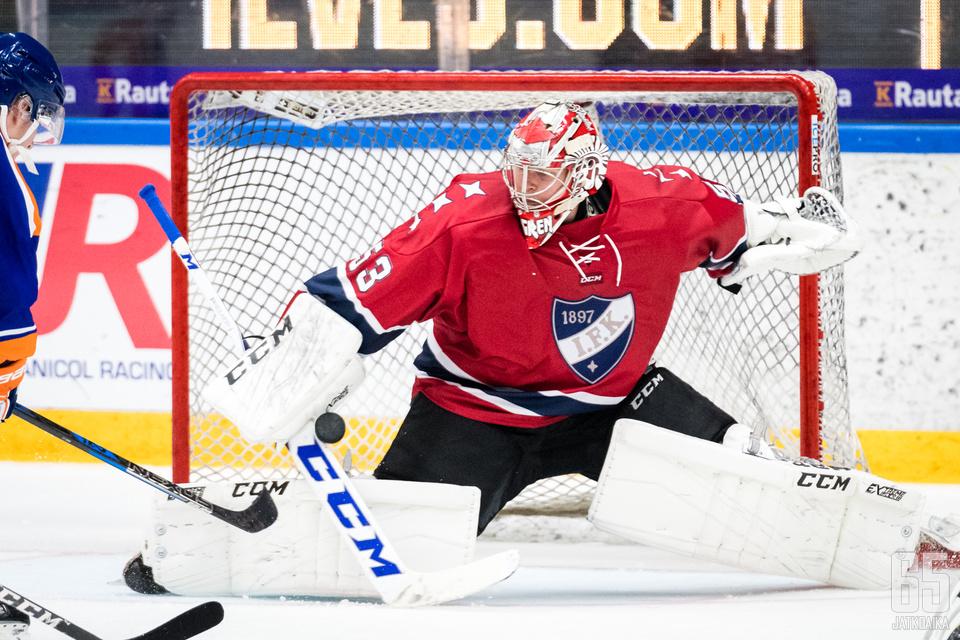 Atte Engren kertoo, että HIFK:n tavoite on pelata pitkälle kevääseen.