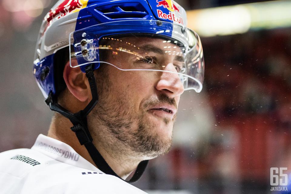 Energiajuomastaan tunnettu Red Bull omistaa muun muassa müncheniläisen jääkiekkoseuran.
