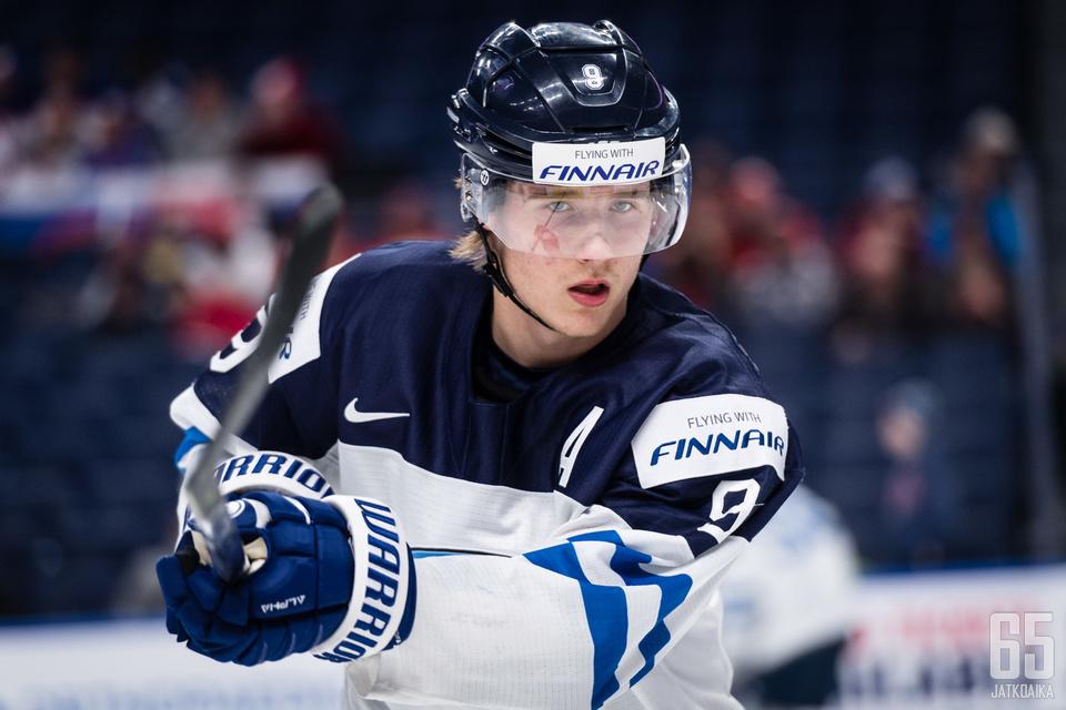 Janne Kuokkanen aloittaa kautensa lainalla Kärpissä.