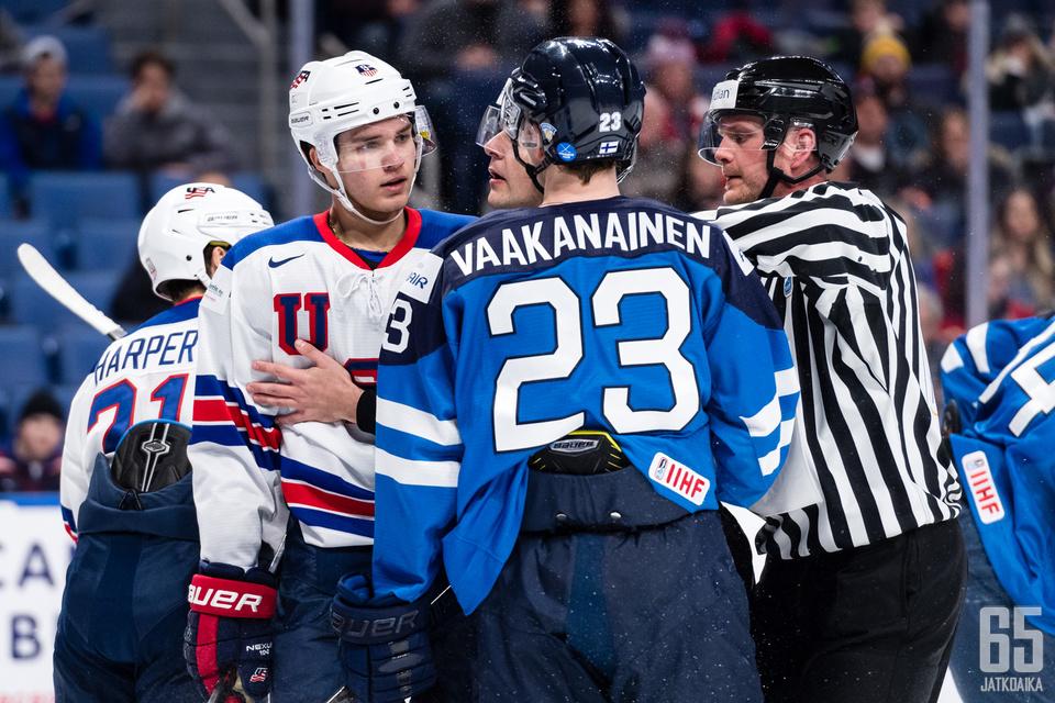 Suomi ja Yhdysvallat kohtaavat alkulohkossa myös ensi vuonna.