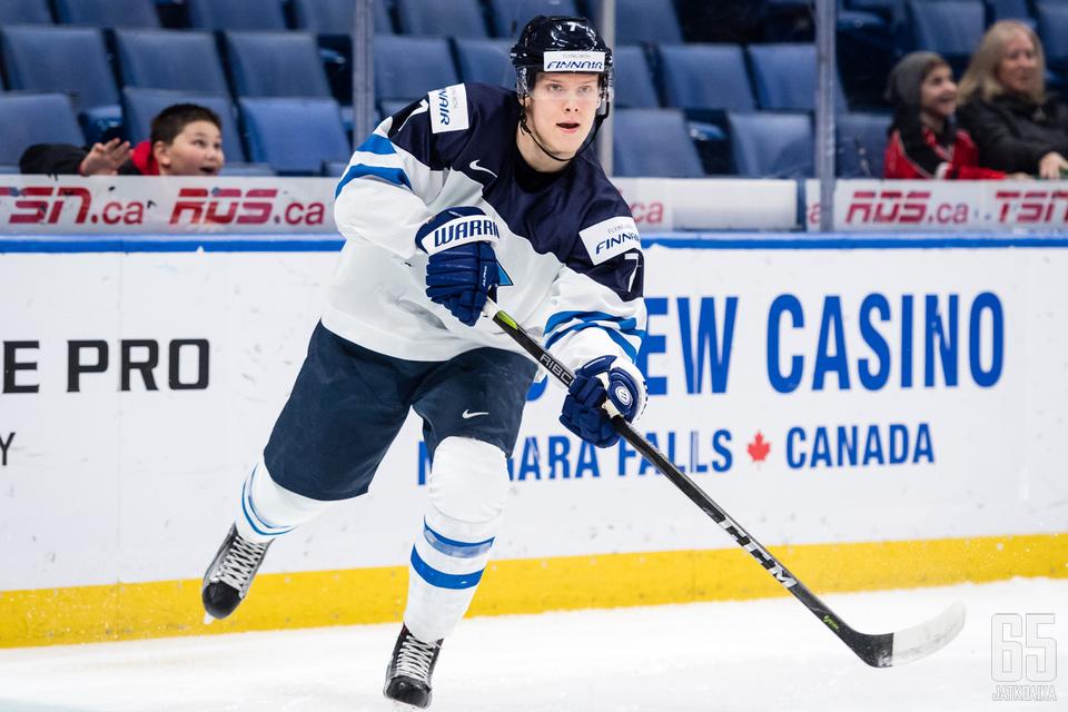 Juolevi edusti Suomea kolmissa nuorten MM-kisoissa