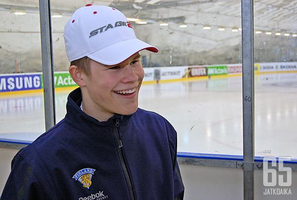 Jesse Puljujärveen kohdistuu suuret odotukset Oulussa.