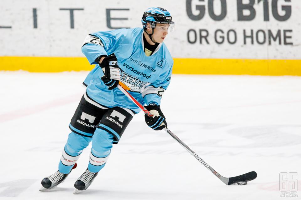 Heikkinen jatkaa lahtelaisryhmässä.