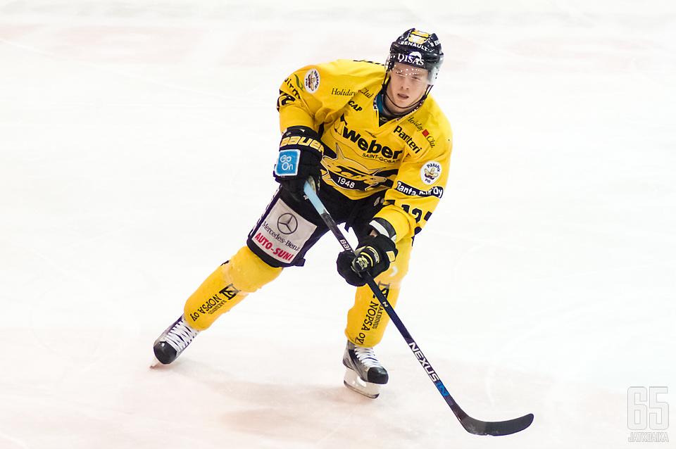 Strömbergille tulee pitkä tauko peleihin.