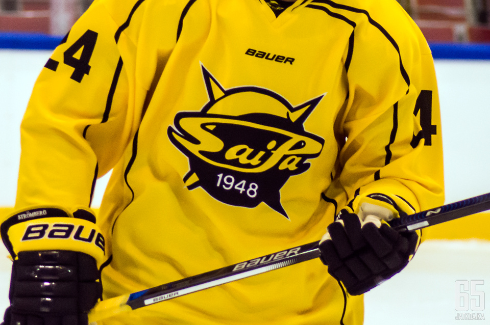 SaiPa sai joukkueeseensa lisää ulkomaalaisväriä.