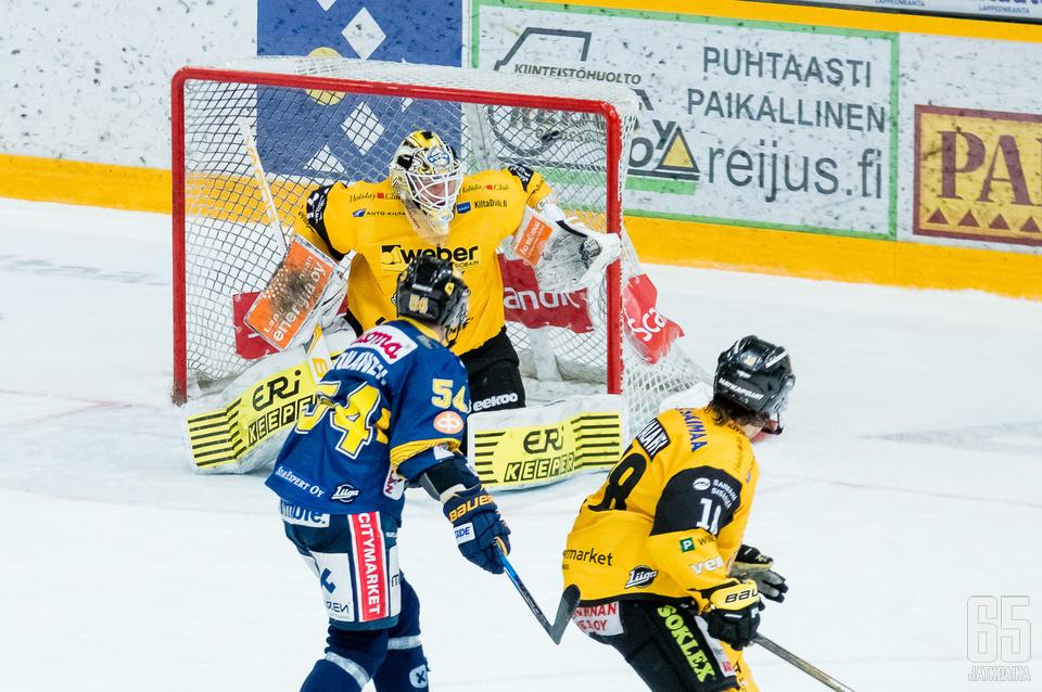 Jussi Markkasen juhlailta ei saanut aivan satumaista loppua.