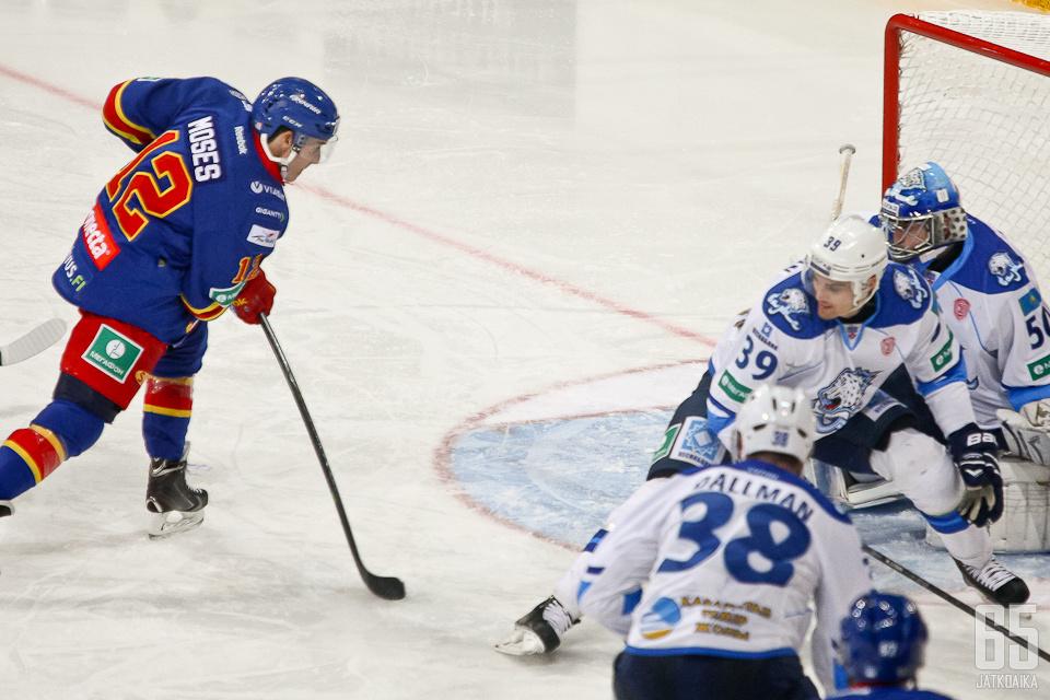 Tällä kaudella kohti KHL-maaleja, missä ensi kaudella?