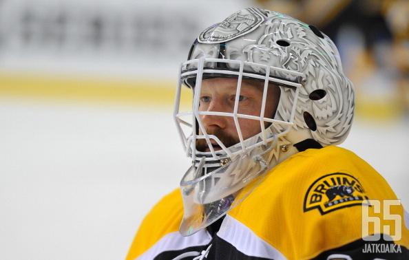 Thomas pelasi viimeksi Bruinsissa.