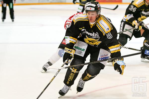 Ville Koho jatkaa SaiPassa ainakin kaksi vuotta.