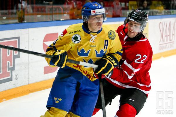 Ruotsi puolustaa nuorten MM-kultaa, Kanada on jälleen yksi turnauksen ennakkosuosikeista.