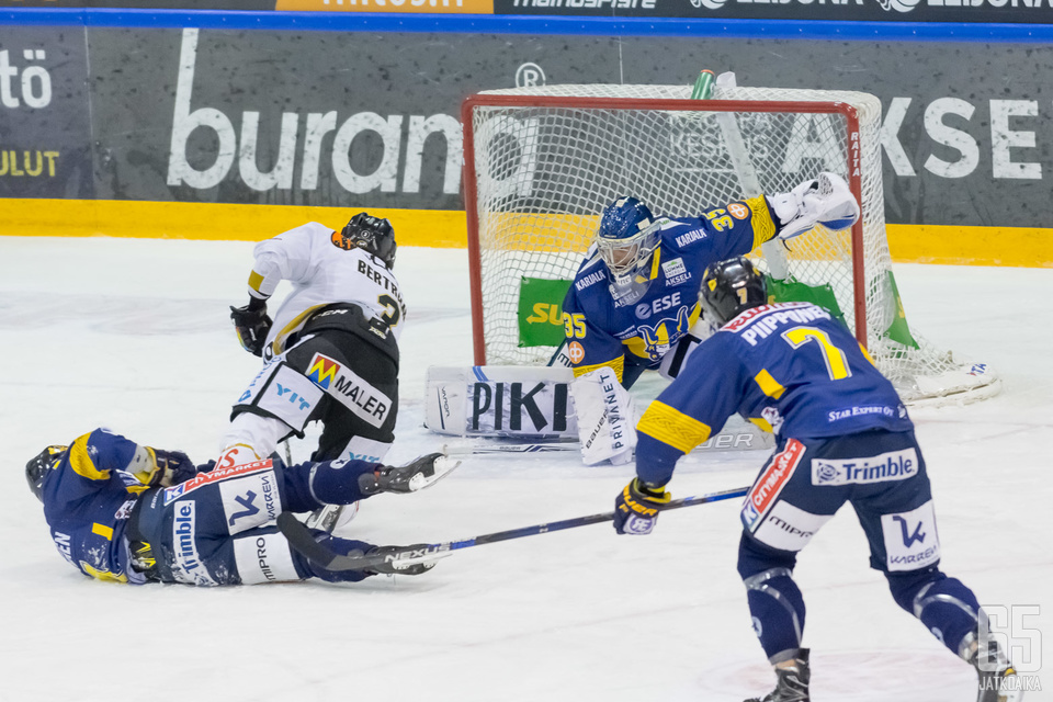 Mikkelissä väännettiin perjantai-iltana pitkän kaavan mukaan.