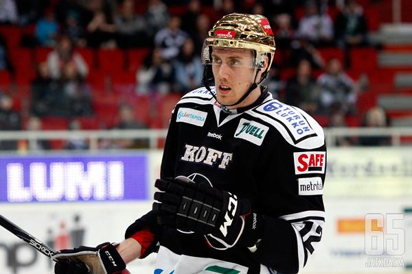 Anttila pelasi Suomessa viimeksi TPS:ssä.