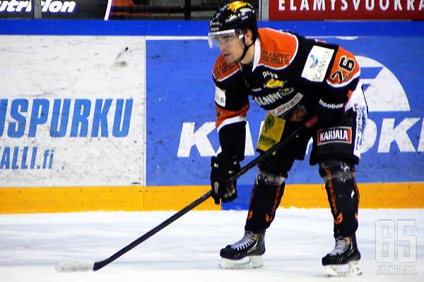 Julius Nyqvist teki paluun KooKoon paitaan.