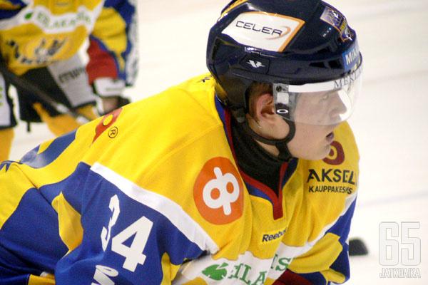Paalanen pelaa Jukureissa kauden loppuun.