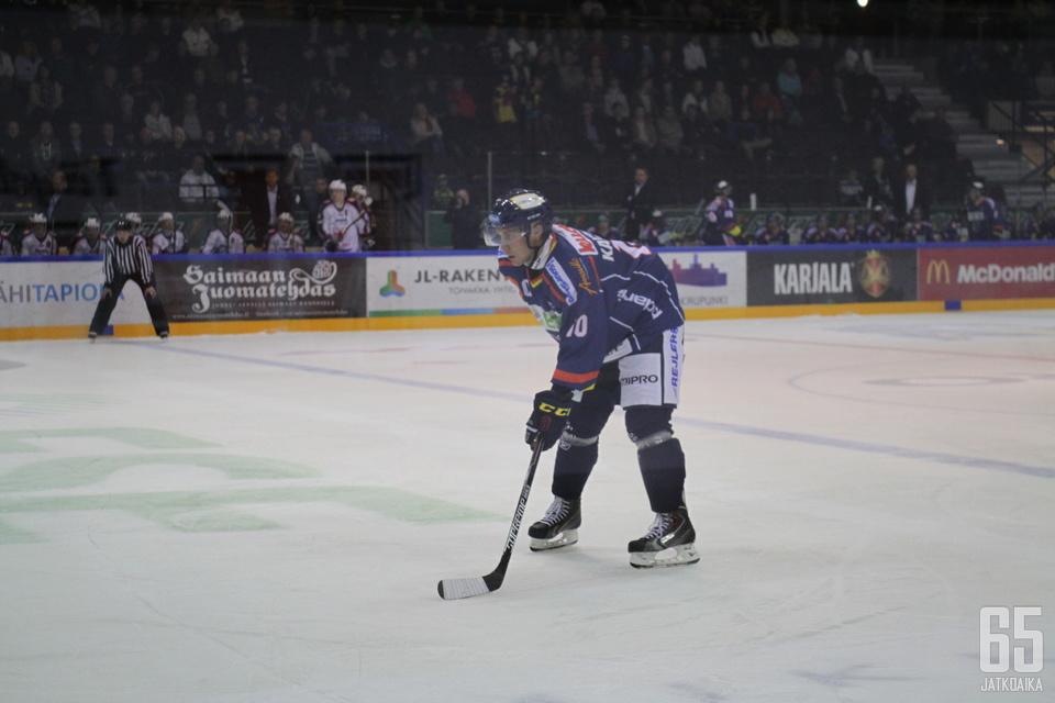 Kauppinen palasi Mikkeliin viime kaudeksi.
