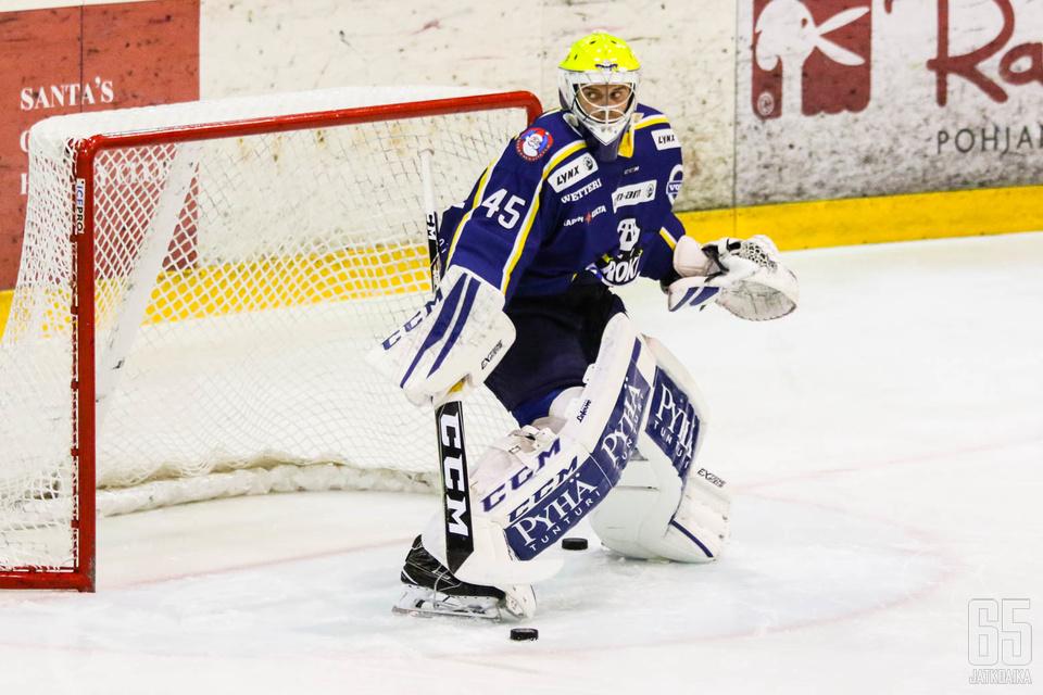 Rasmus Reijola jatkaa Rovaniemellä.