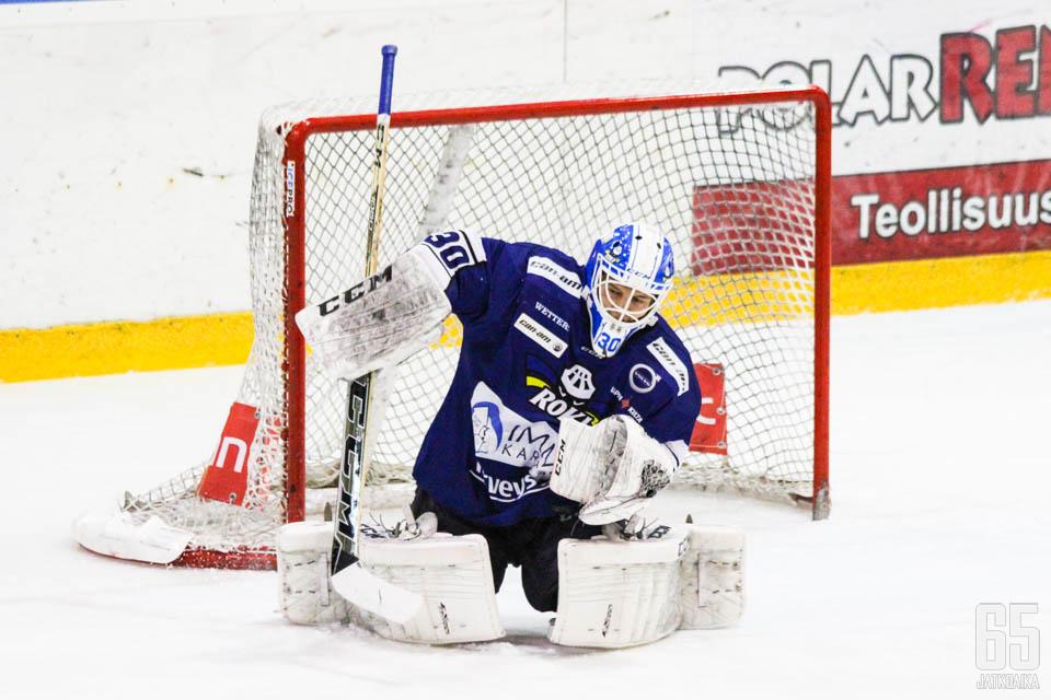 Paavo Hölsä palaa tuttuun ympäristöön Rovaniemelle.