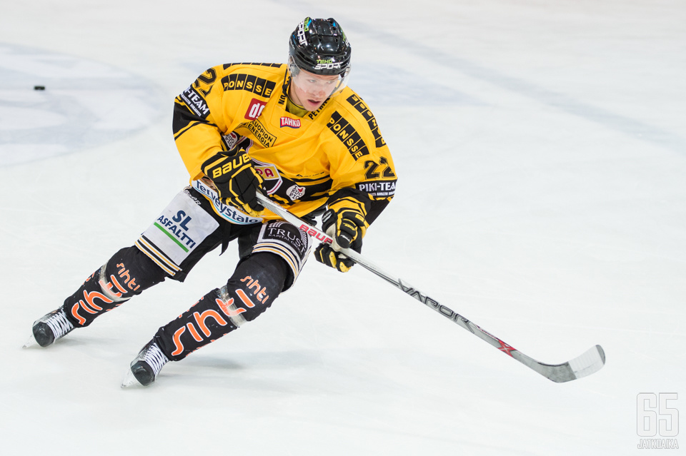 Bengtsson suuntaa takaisin kotimaahansa.