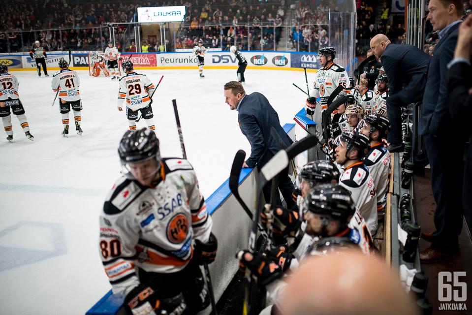 Antti Pennasen joukot vahvistuvat slovakkipuolustajalla.