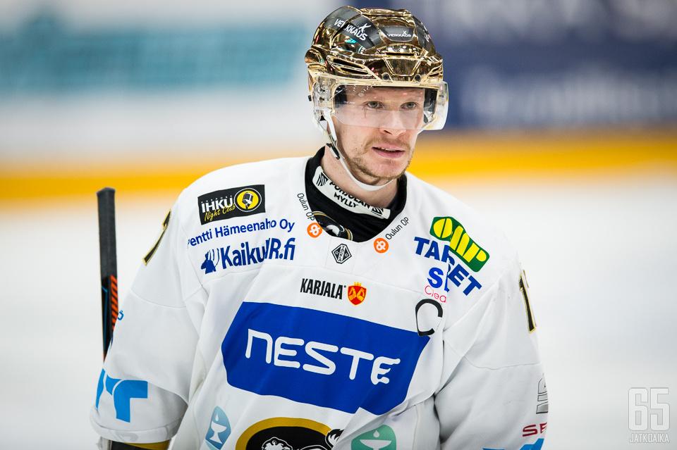 Mika Pyörälä kiekkoilee tulevan kauden ulkomailla.