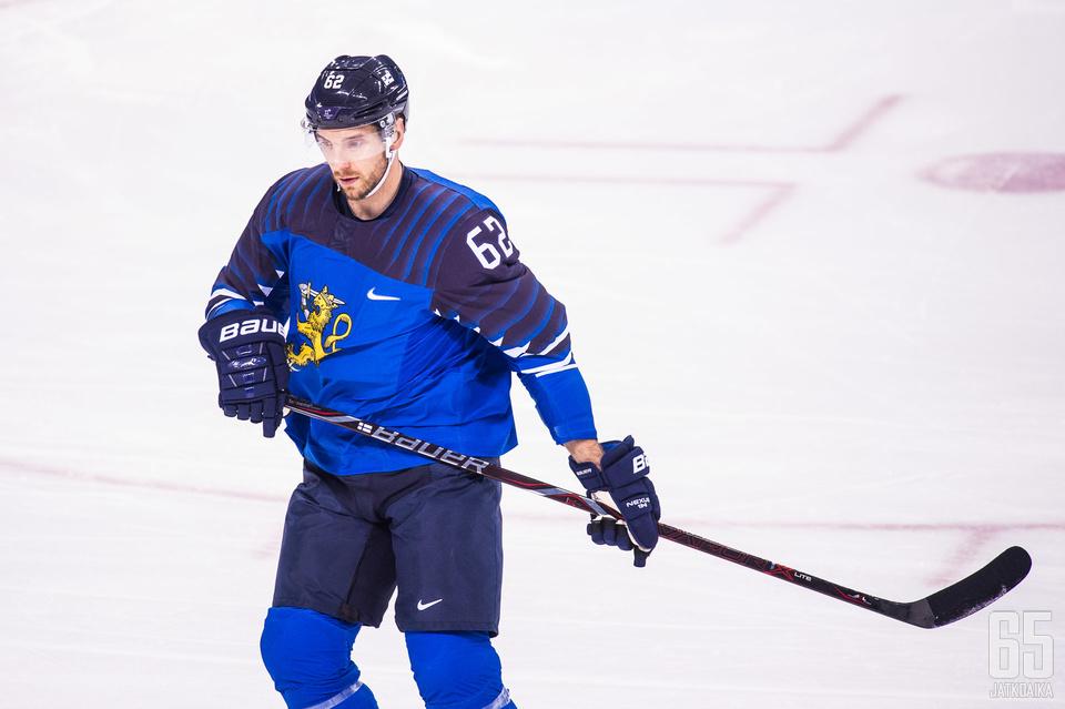 Osala edusti Suomea olympialaisissa helmikuussa Etelä-Koreassa.
