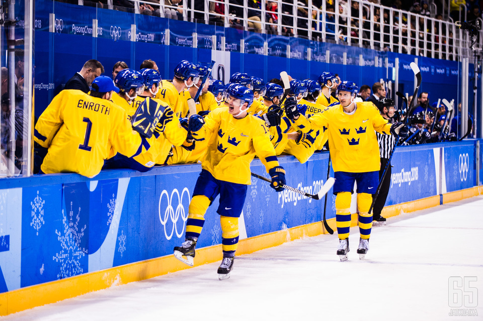 Ruotsi haluaa korjata olympialaisten mahalaskun.
