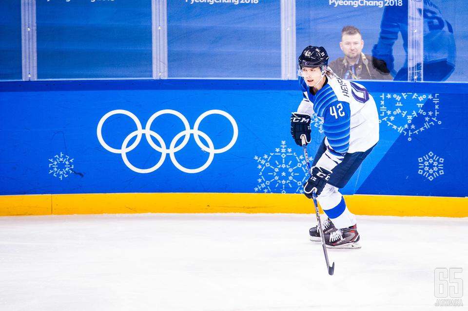Miro Heiskasen mukaan maali Suomelle olisi tehnyt pelistä aivan toisenlaisen.