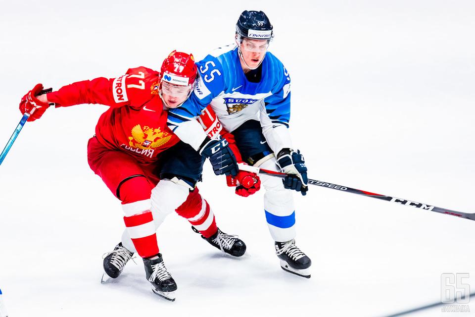 Ensi vuonna Suomen ja Venäjän kohtaaminen nähdään jo alkulohkossa.