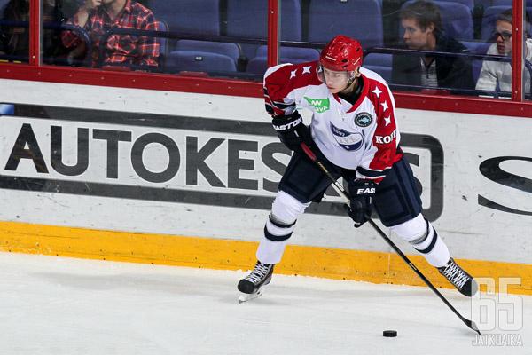 Tarkkanen on pelannut HIFK:ssa jo kolmen kauden ajan.