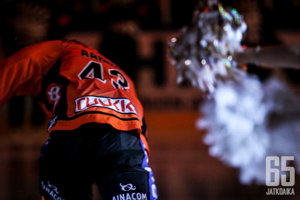 Viime kausi jäi Antti Aarnion uran viimeiseksi.