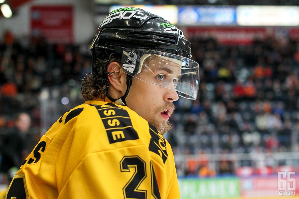 Heikki Liedes ei jatka KalPassa.