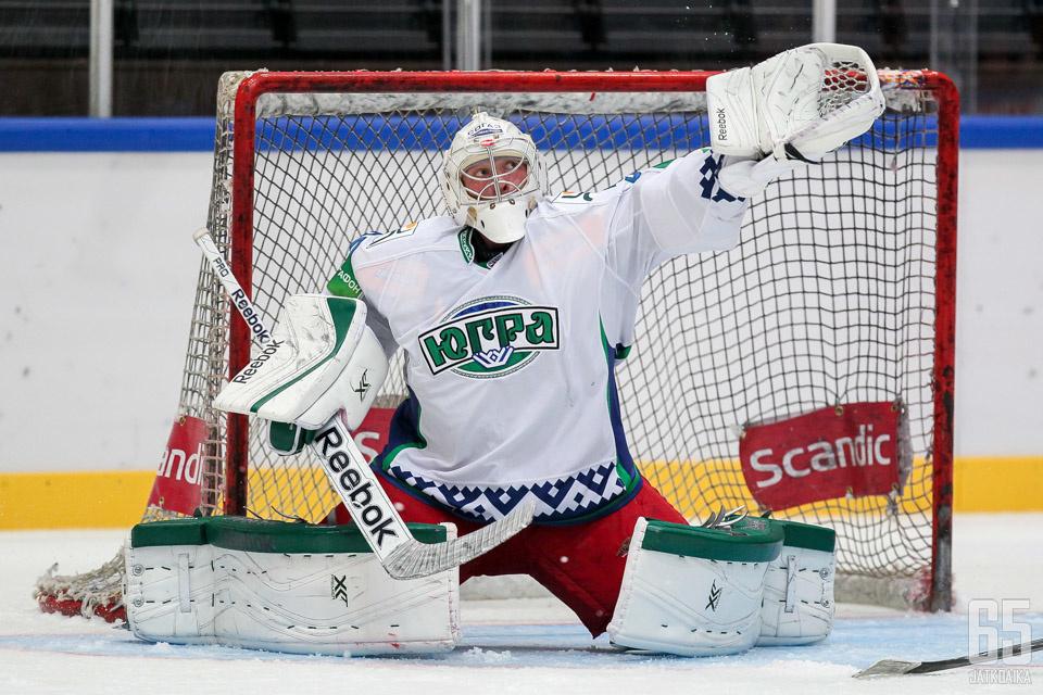 Mihail Birjukov on seuran nimekkäin hankinta.