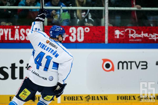 Antti Pihlström lähtee hakemaan onnistumisia myös MM-kisoista.