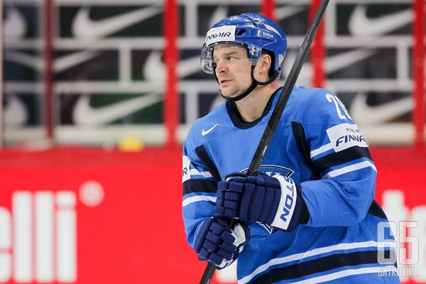 Janne Pesonen on Skellefteå AIK:n ainoa suomalaispelaaja.