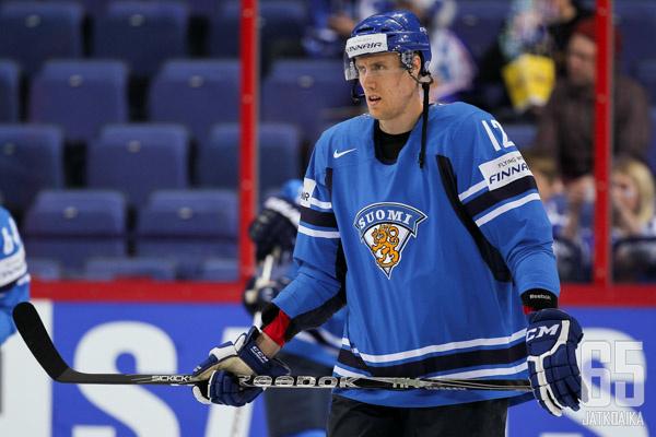 Marko Anttila on myös tuttu Leijonista.