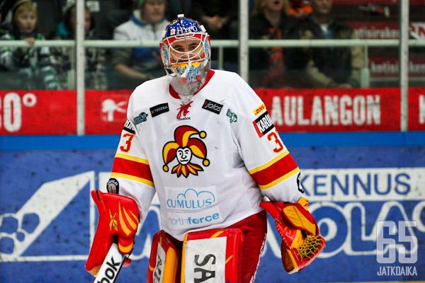 Frans Tuohimaa rustasi nimensä Edmonton Oilersin tarjoamaan sopimukseen.