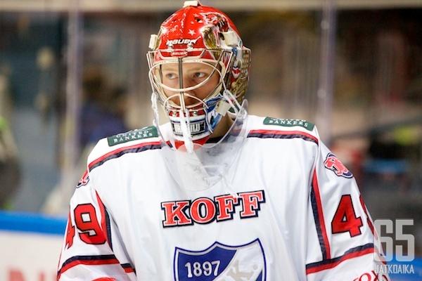 Thiessenin ura HIFK:ssa oli vaikeuksien täyttämä.