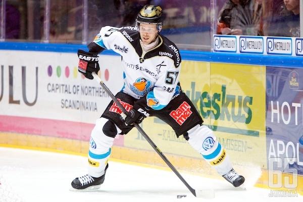Pekka Saarenheimon ura sai tänään kunniakkaan päätöksen.