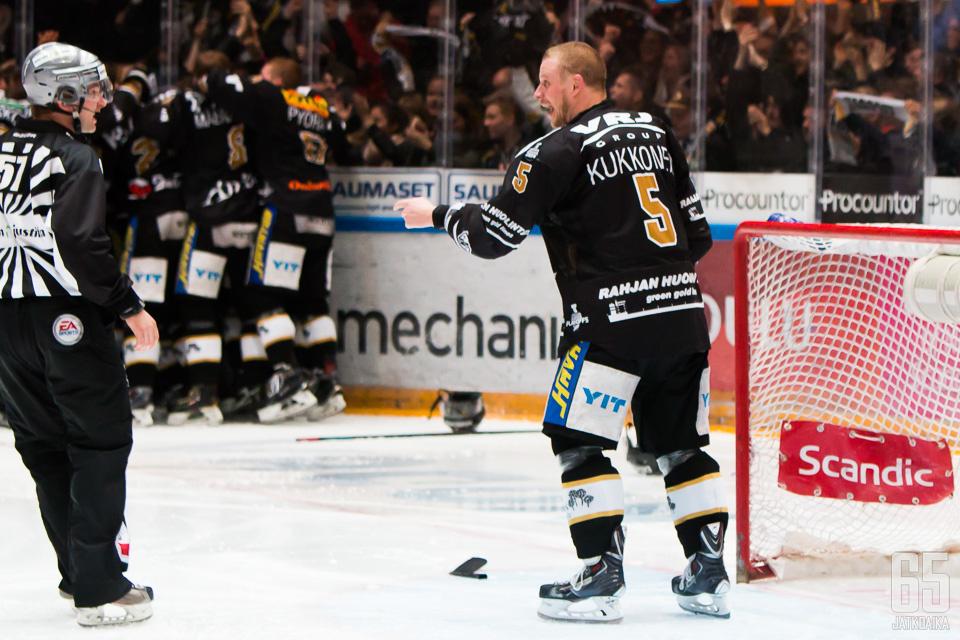 Lasse Kukkosen johtajuutta tarvitaan kipeämmin kuin kenties koskaan aiemmin, jos Kärpät aikoo juhlia tälläkin kaudella.