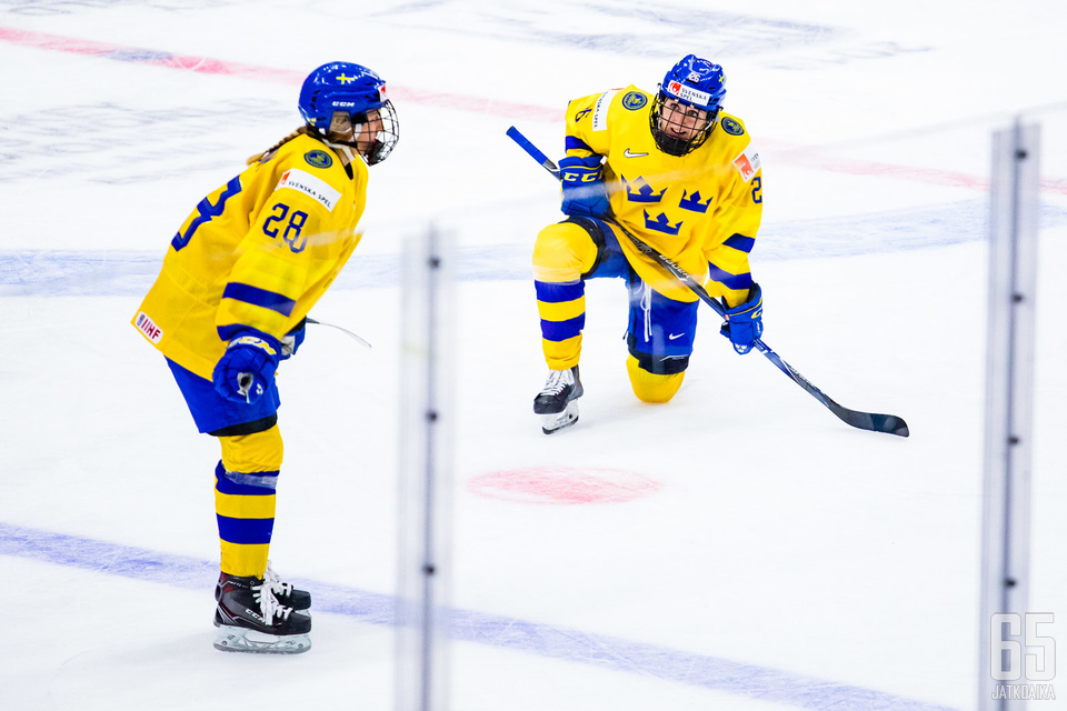Ruotsin turnaus oli suuri pettymys.