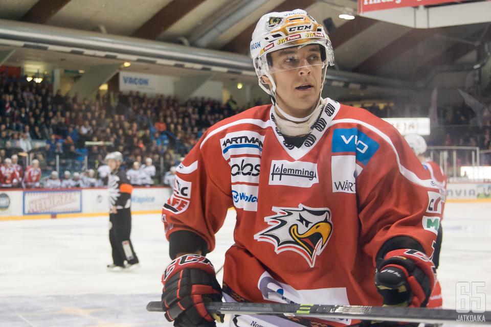 Marko Luomala on Sportin omia kasvatteja.