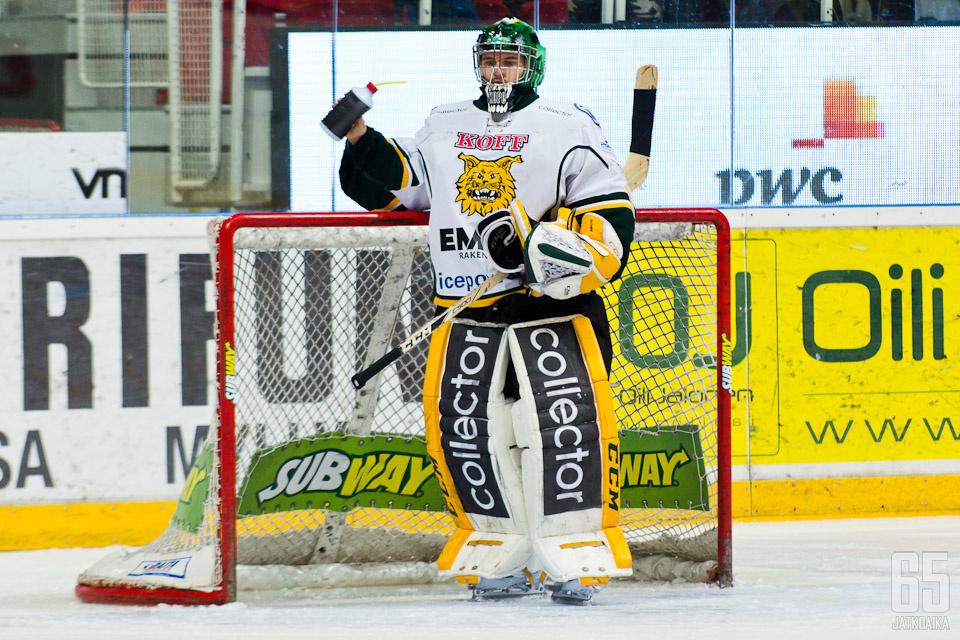 Kolppasella on kokemusta Liigasta ja KHL:stä.