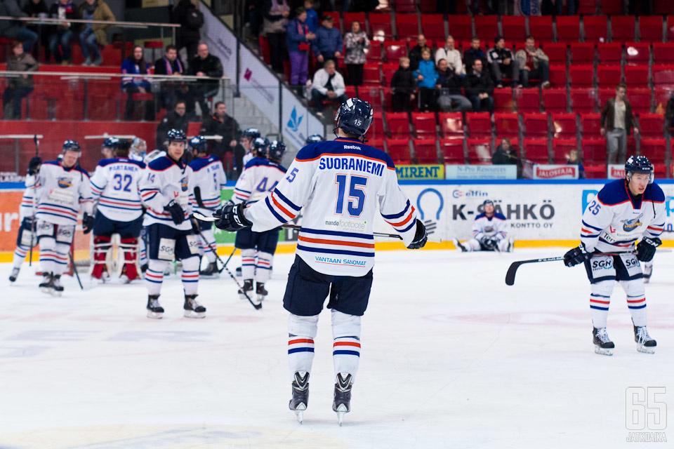 Kiekko-Vantaan riveissä kiekkoilee jatkossa uusi puolustaja.